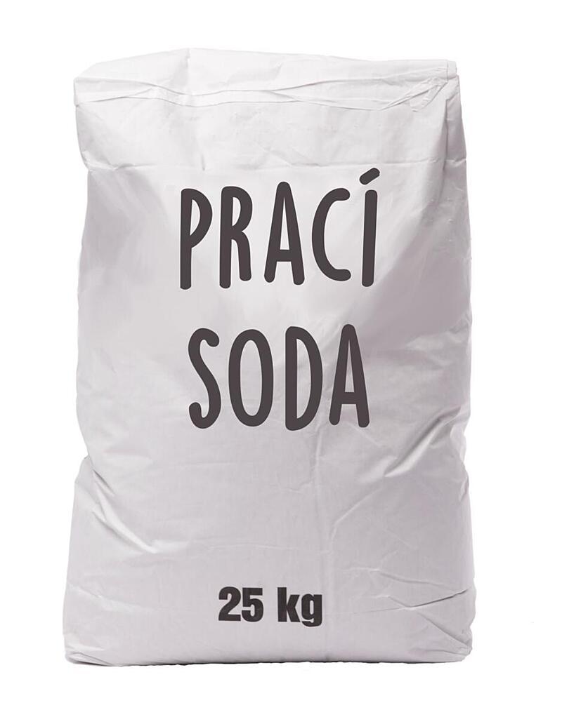 Pracia sóda (pap. vrece 25 kg)
