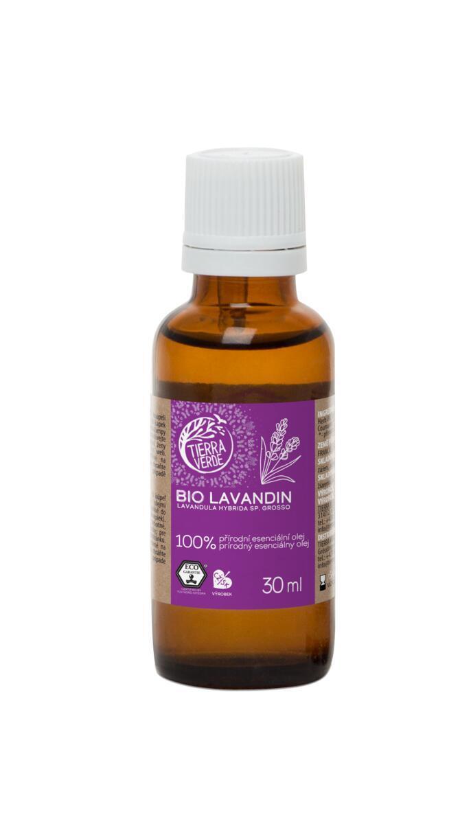 Esenciální olej BIO Lavandin (30 ml)