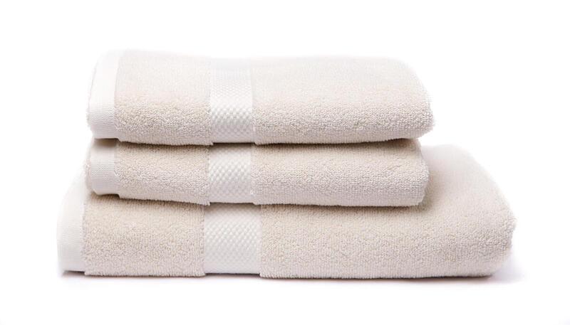 Použití produktu Sada dvoch uterákov a osušky – natural