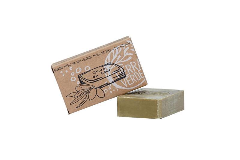 Použití produktu Olivové mýdlo na ruce (krabička 100 g)